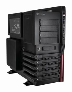 CES'2011: Корпус Thermaltake Level 10 GT